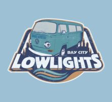 Bay City Lowlights - Volkswagen tee Shirt by KombiNation