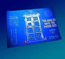 The Angles have the Phone Box by BlueShift