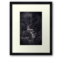 Surrounded II Framed Print