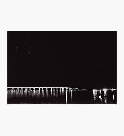 Navarre Beach Causeway Photographic Print