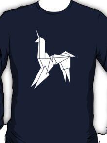 BLADERUNNER ORIGAMI UNICORN T-Shirt