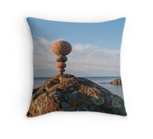 Invert Throw Pillow