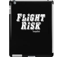 Flight Risk iPad Case/Skin