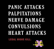 Legal Highs Kill Campaign by kaitlynrose98