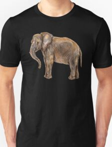 Illustration of african elefant Unisex T-Shirt