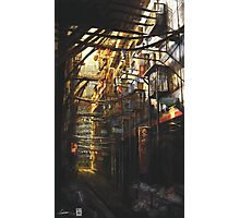 Kowloon Photographic Print