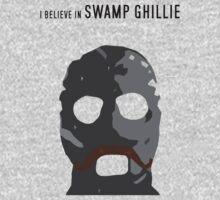 """I believe in Swamp Ghillie""  One Piece - Short Sleeve"