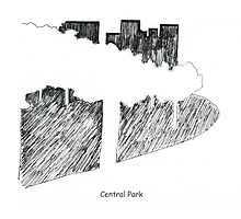 Central Park by alanmccormick