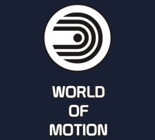 White Dot World Of Motion by AngrySaint