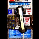 Public Payphone - iphone 4 4s, iPhone 3Gs, iPod Touch 4g case by www. pointsalestore.com