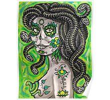 Medusa De Muertos Poster