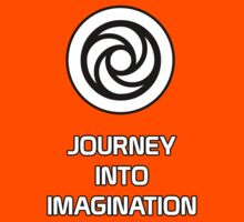White Dot Journey Into Imagination by AngrySaint