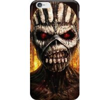 IRON MAIDEN BOOK OF SOULS FIRE iPhone Case/Skin