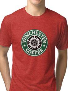 Winchester Coffe Tri-blend T-Shirt