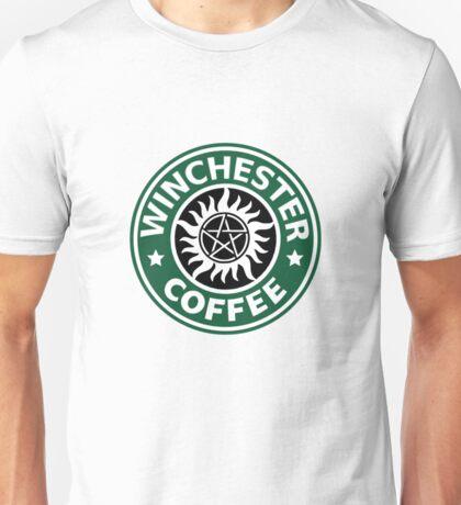 Winchester Coffe Unisex T-Shirt