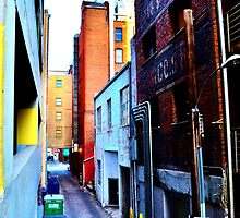 Denver Alley #2 by Jake Kauffman