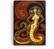 Naga Girl Canvas Print