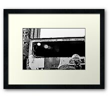Office Depot Gone #2 Framed Print