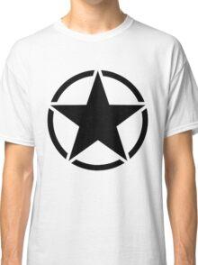 Military Invasion Star Classic T-Shirt