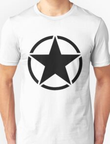 Military Invasion Star T-Shirt
