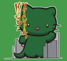 Godzilla Kat by HiKat