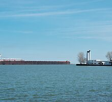 The Indiana Harbor by StonePhotos