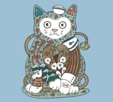 The Ships Cat Kids Clothes