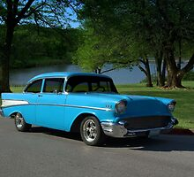 Classic 1957 Chevrolet by TeeMack