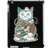 The Ships Cat iPad Case/Skin