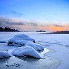 The Winter Has Arrived by Joose Järvenkylä