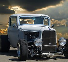 1932 Ford Coupe V8 by DaveKoontz