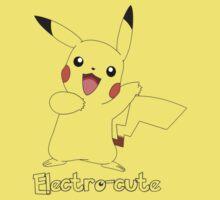 Electro-cute  by CharlieeJ