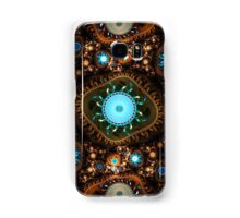 Embroidery Cogs Samsung Galaxy Case/Skin