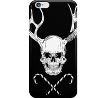 Creepy Xmas iPhone Case/Skin