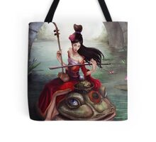 The Frog Prince Tote Bag