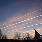 Lines In The Sky by Brandon Holsey
