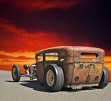 King Rat Rod lV by DaveKoontz