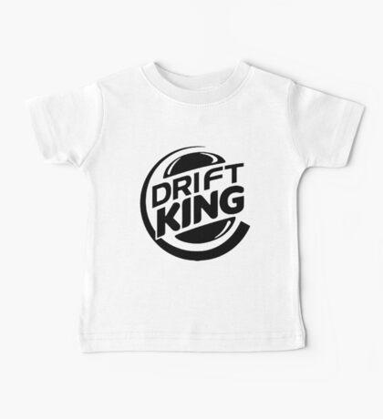 DRIFT KING Baby Tee