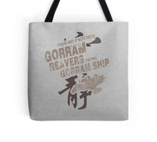 Firefly: Gorram It! Tote Bag