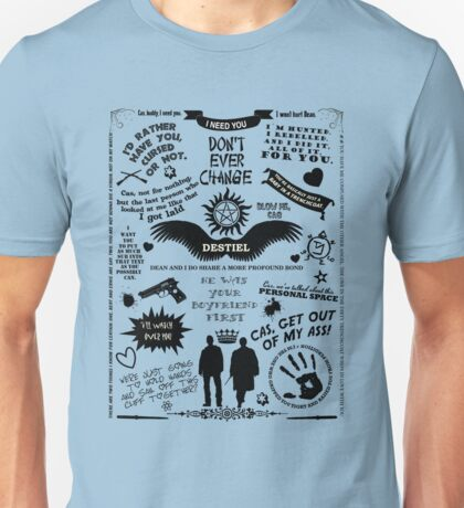 DESTIEL LOVE Unisex T-Shirt