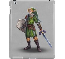 Link: Hero of Time iPad Case/Skin