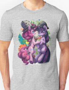 I sense a devious plot, dear Sparkle T-Shirt