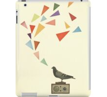Pigeon Radio iPad Case/Skin