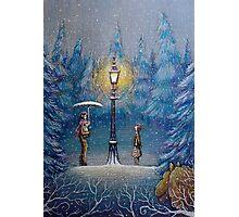 Narnia Magic Lantern Photographic Print