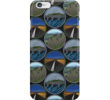 Circle Landscape iPhone Case/Skin