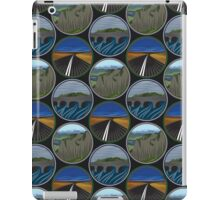 Circle Landscape iPad Case/Skin