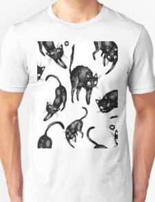 black cats T-Shirt