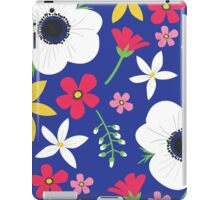 Betty Blue Floral  iPad Case/Skin