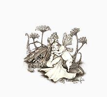 A Fairy and Her Faithful Friend Unisex T-Shirt