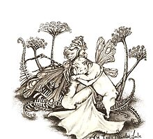 A Fairy and Her Faithful Friend by Katie Faile